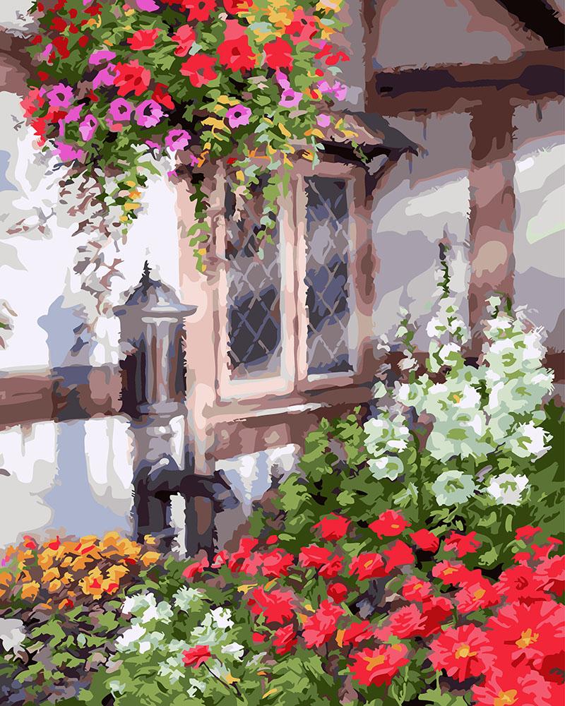 Картина по номерам Весна стучит в окно | GX25510