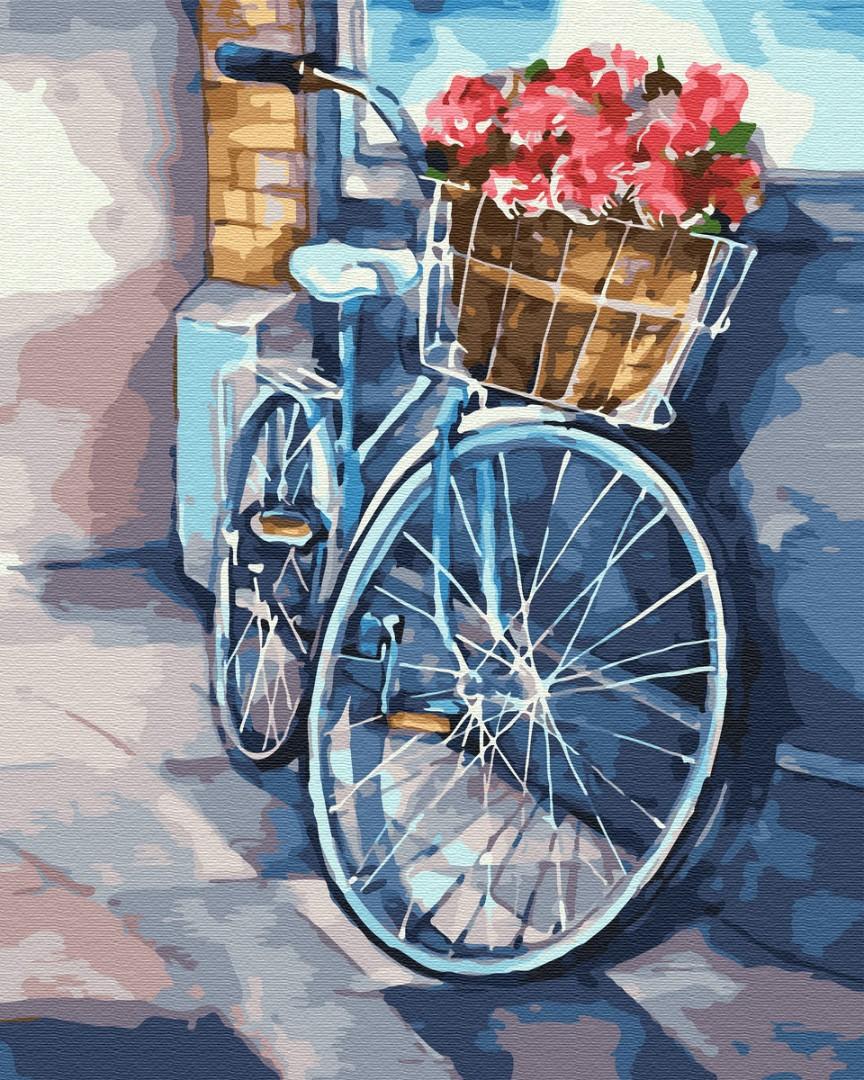 Картина по номерам Лето в корзинке | GX33878