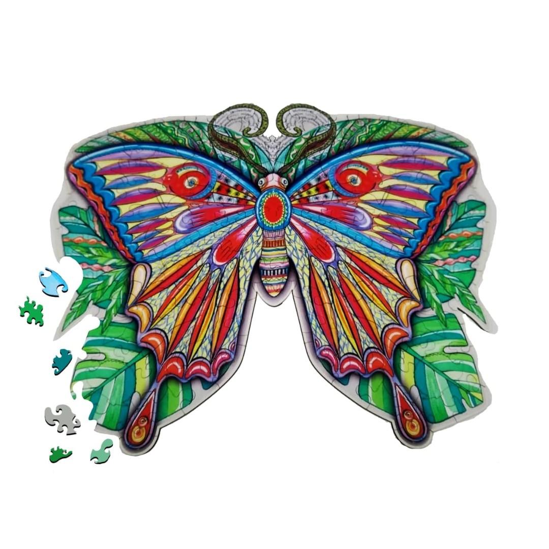 Картина за номерами Метелик | DP7